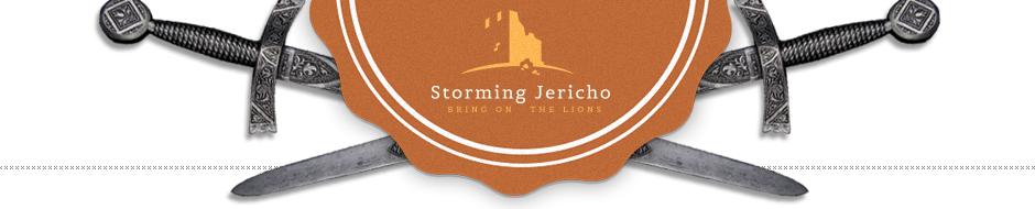 Storming Jericho