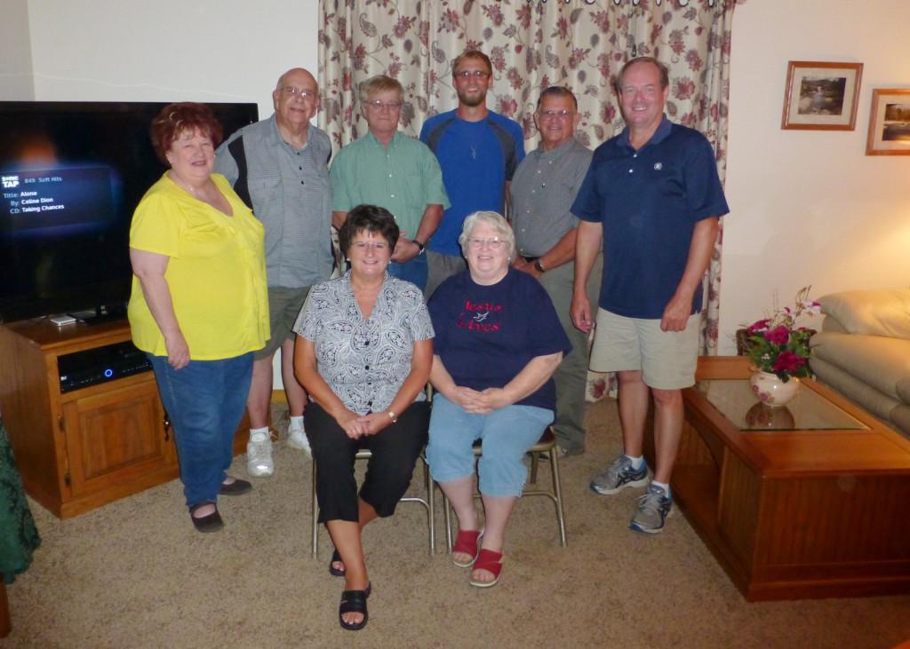 The Hermitage crew