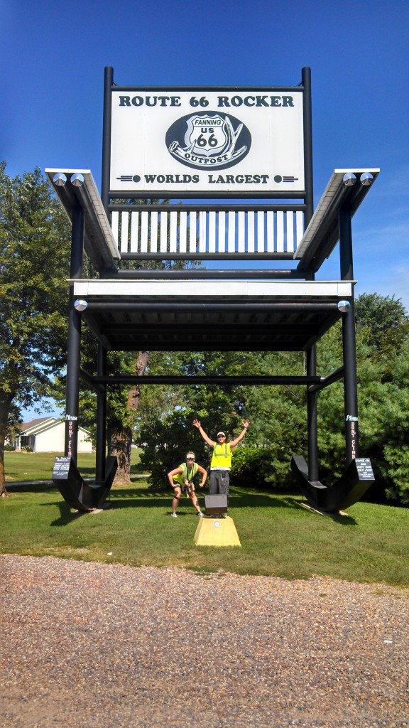 The World's Largest Rocking Chair